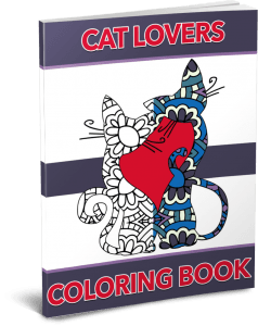 Cat Lovers Coloring Pack