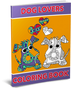 Dog Lovers Coloring Pack