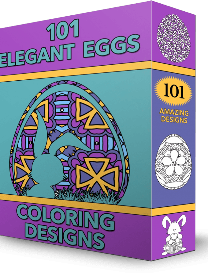 101 Elegant Eggs by Shawn Hansen