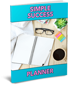Simple Success Planner Pack